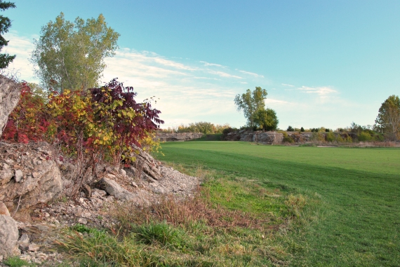 stone canyon golf club hole 3