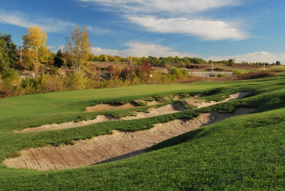 stone canyon golf club hole 9