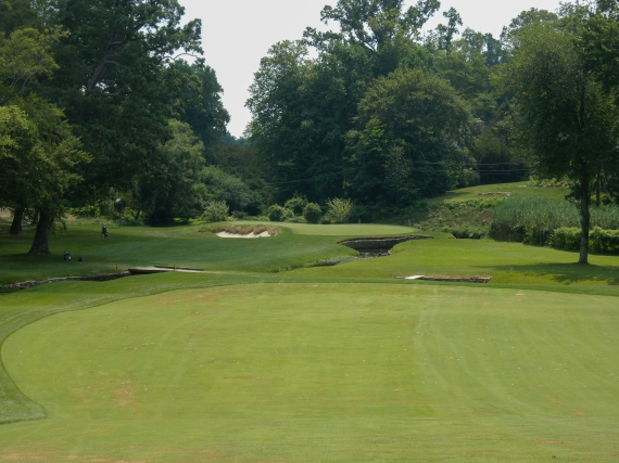 merion golf club hole 11